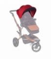 Capote Jane pour Trider Red