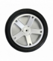 Roue avant Jane Twin Two/Nomad Grise